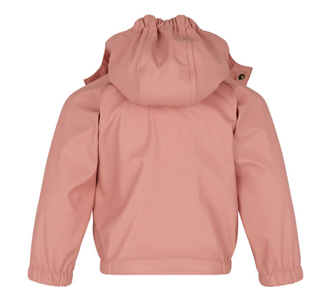 MarMar Copenhagen Oddy Rain Jacket - Morning Rose