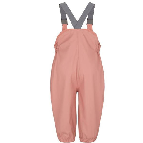 MarMar Copenhagen Rain Wear Overalls - Morning Rose (LAST ONES SIZE 3yr)