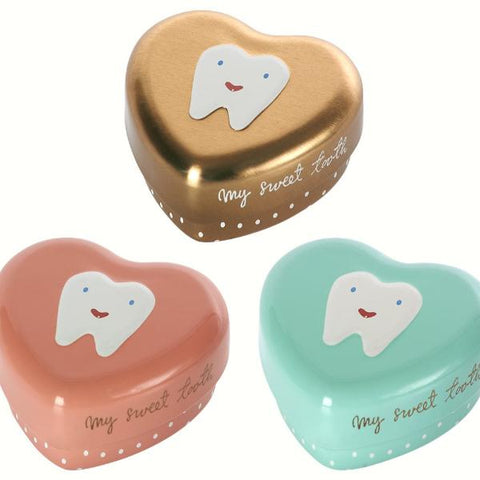 Maileg My Tooth Box (3 Colours Available)