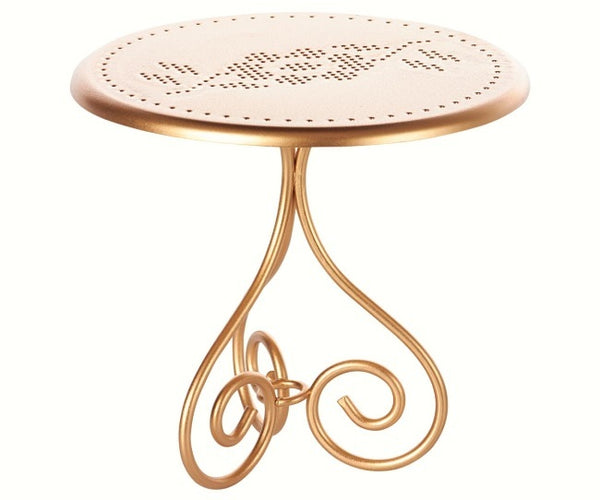Maileg Coffee Table Gold Vintage