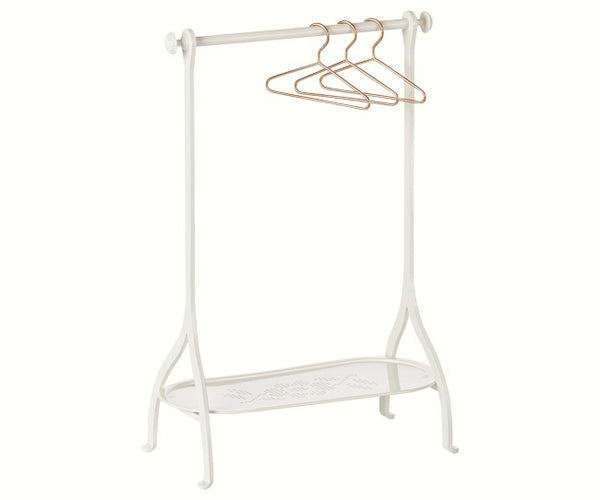 PRE-ORDER | Maileg Clothes Rack Off White