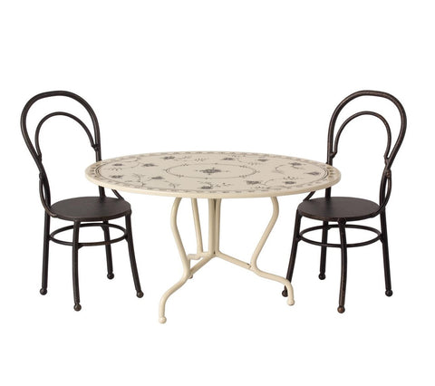 Maileg Dining Table Set With Chairs