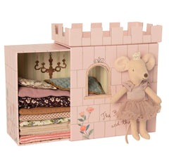 PRE-ORDER | Maileg Princess And The Pea Mouse