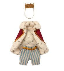 Maileg Mouse King Clothes