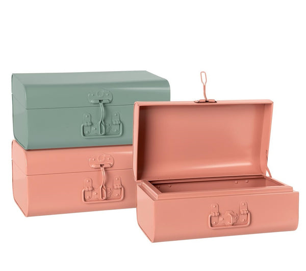 PRE-ORDER | Maileg Metal Storage Suitcase Rose