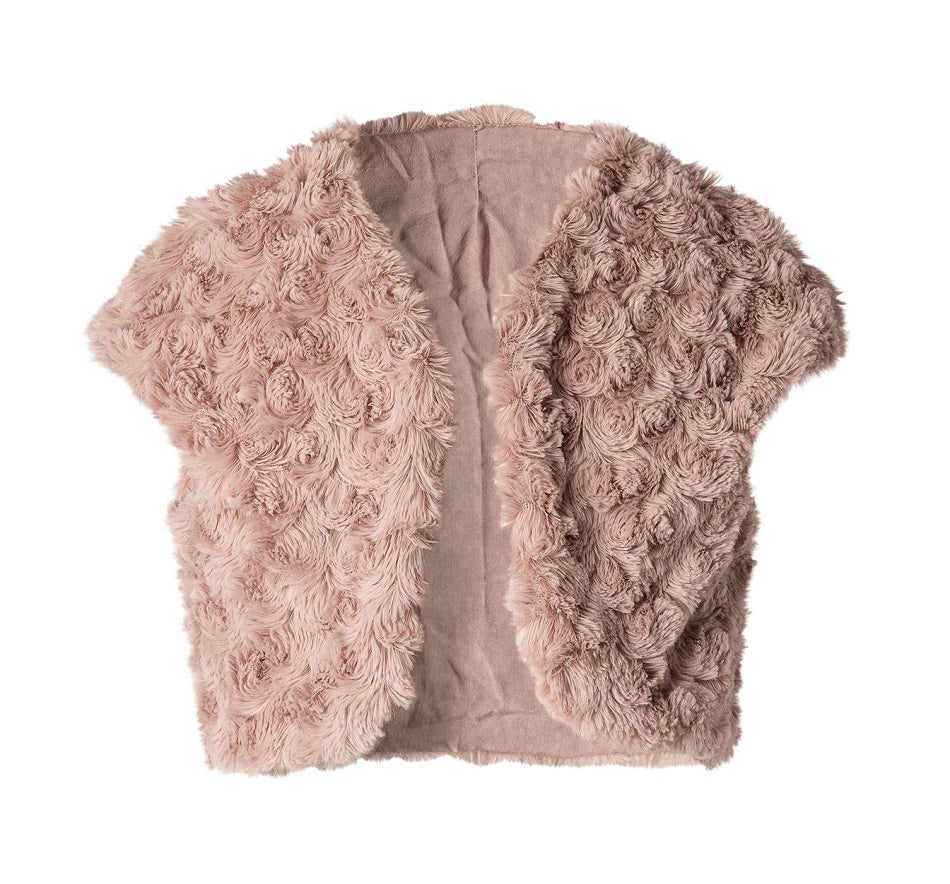 Maileg Girls Bolero From Sizes 2-8 Years - Rose