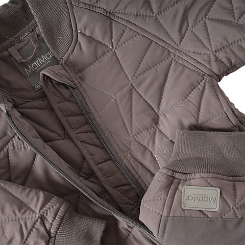 MarMar Copenhagen Thermo Suit - Warm Grey