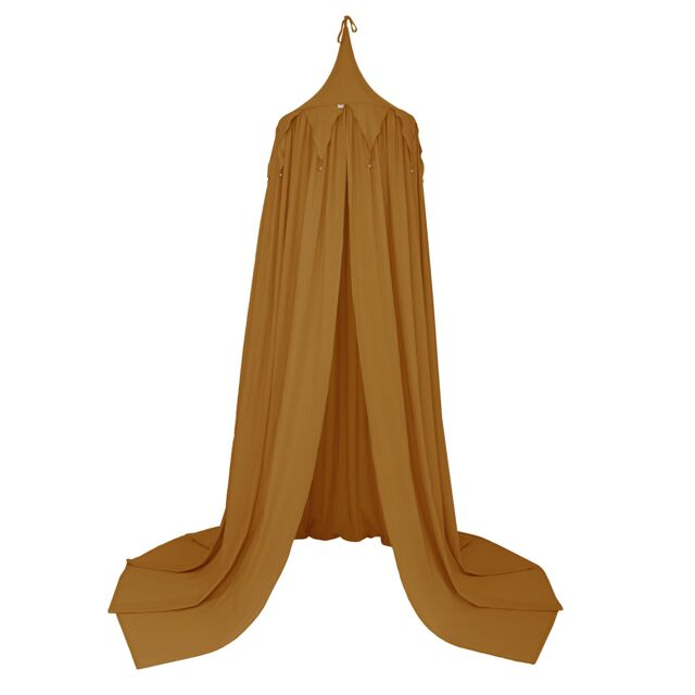 Numero 74 Circus Bunting Canopy - Gold