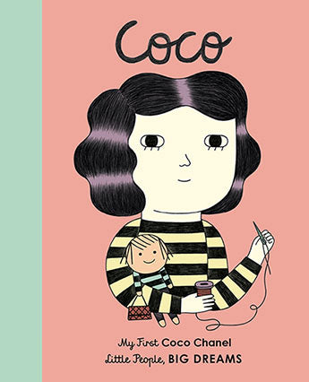 Little People Big Dreams - My First Coco Chanel Board Book