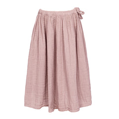 Numero 74 Kids Ava Long Skirt - Dusty Pink