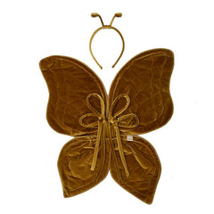 Numero 74 Butterfly Wings - Gold Velvet