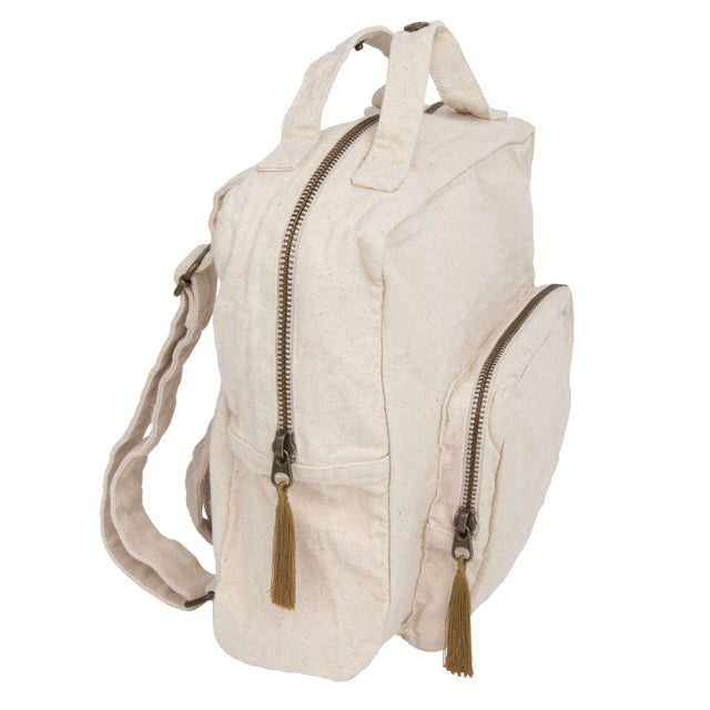 Numero 74 Backpack - Natural
