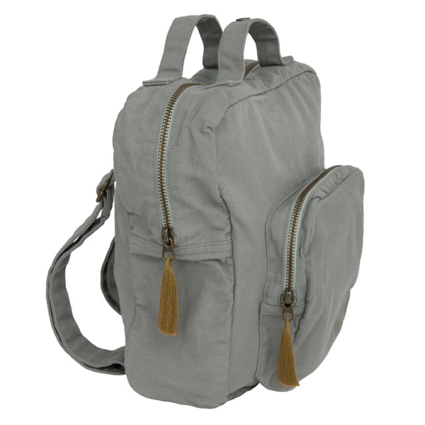 Numero 74 Backpack - Silver Grey