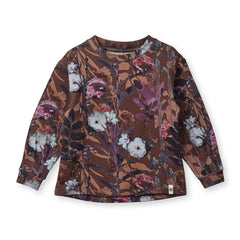 Popupshop Balloon Blouse - Fall Flower