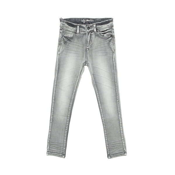 I Dig Denim Bruce Slim Jeans - Unisex Light Grey
