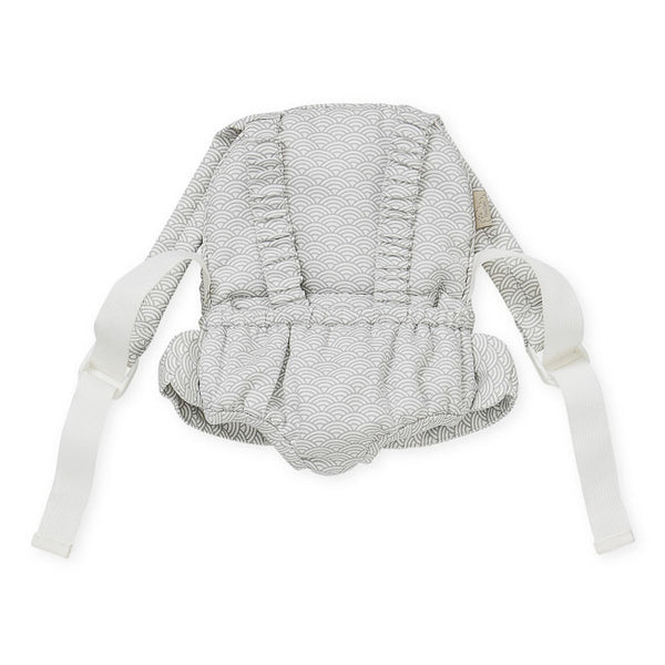Cam Cam Copenhagen Doll's Carrier Front Pack - Grey Wave