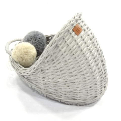 LiLu Wall Basket - Grey