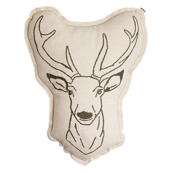 Numero 74 Animal Cushion - Deer
