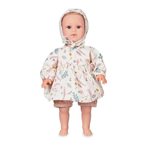 Cam Cam Copenhagen Doll's Clothing Set - Pressed Leaves Rose