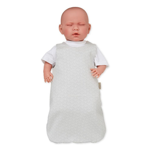 Cam Cam Copenhagen Doll's Sleeping Bag - Grey Wave