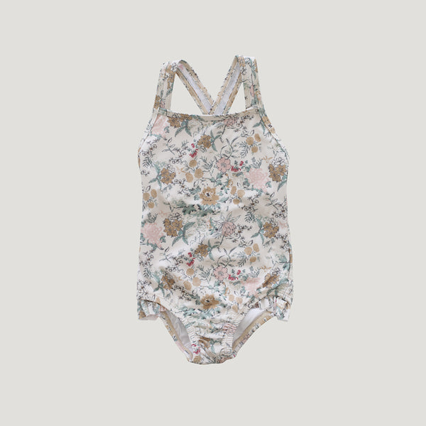 Jamie Kay Swim - Everly Swimsuit Wild Floral