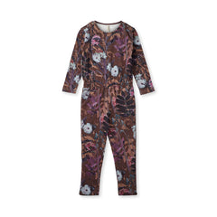 Popupshop Frey Jumpsuit - Fall Flower