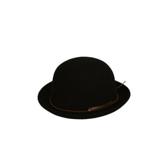 Rocky Lane Bowler Hat - Black