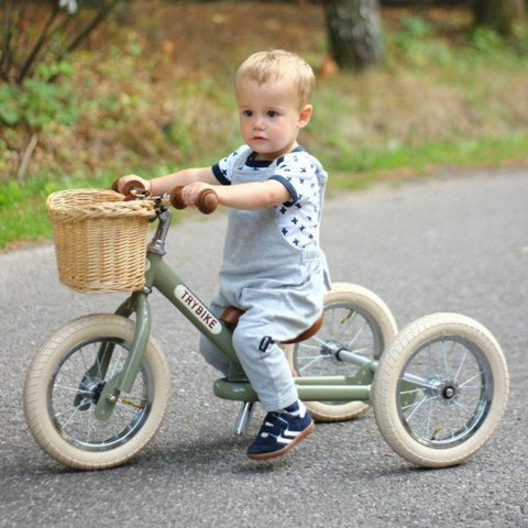 Trybike - Bike Basket