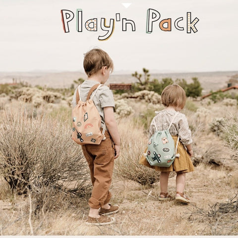 Pre-Order | Olli Ella Play'n Pack Jungle