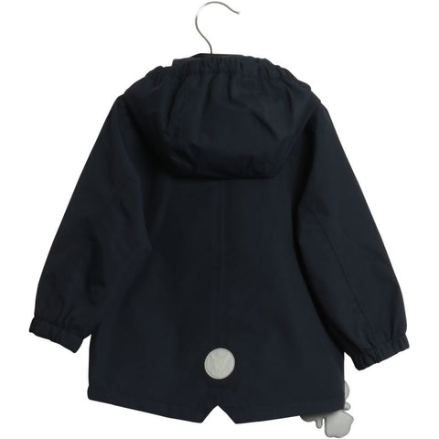 Wheat Valter Jacket (Size 5 & 6 Yr) - Navy