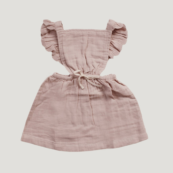 Jamie Kay Ruby Dress - Rose Smoke