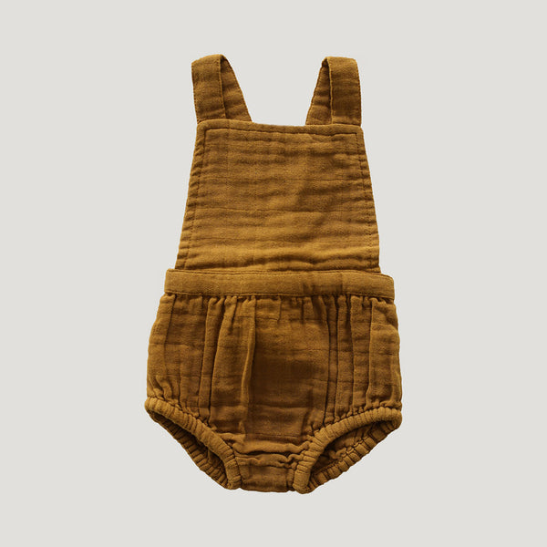 Jamie Kay Billy Romper - Golden