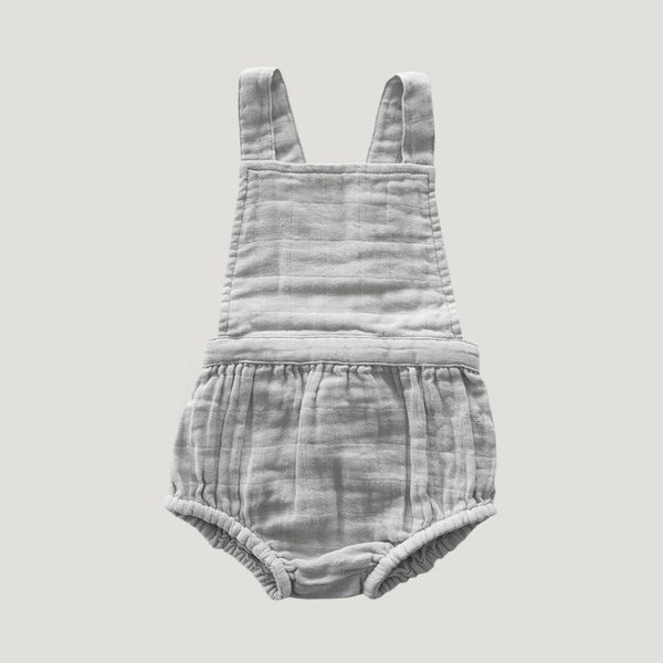 Jamie Kay Billy Romper - Light Grey