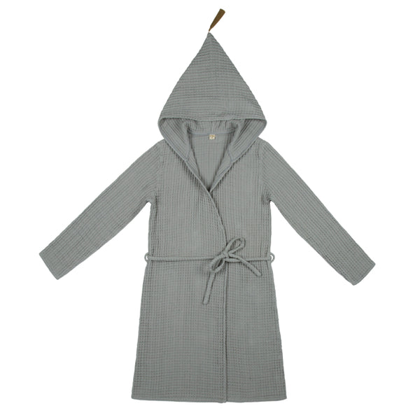 Numero 74 Joy Bathrobe Mum - Silver Grey