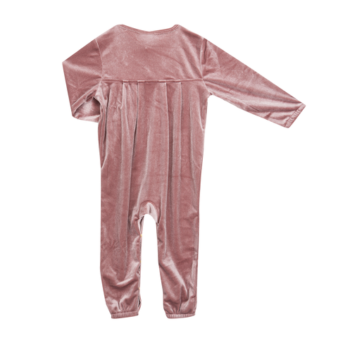 46e80304cd1 ... Petit by Sofie Schnoor Baby Jumpsuit - Faded Purple