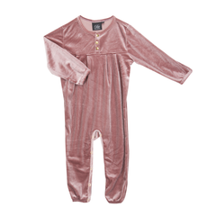 Petit by Sofie Schnoor Baby Jumpsuit - Faded Purple