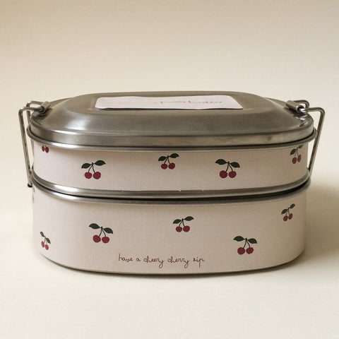 Konges Slojd Lunch Box - Cherry