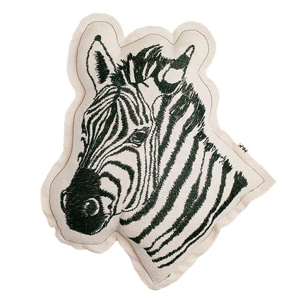 Numero 74 Animal Cushion - Zebra