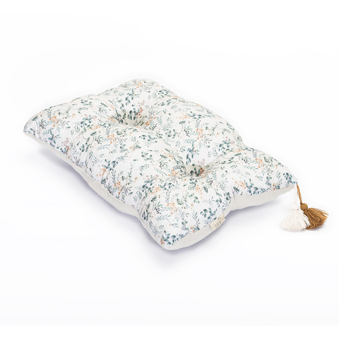 LiLu Large Pillow - Grey Branches