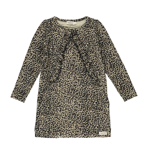 MarMar Copenhagen Darina Dress - Brown Leopard