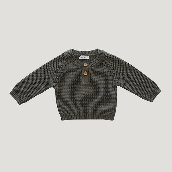 Jamie Kay Leo Knit - Laurel
