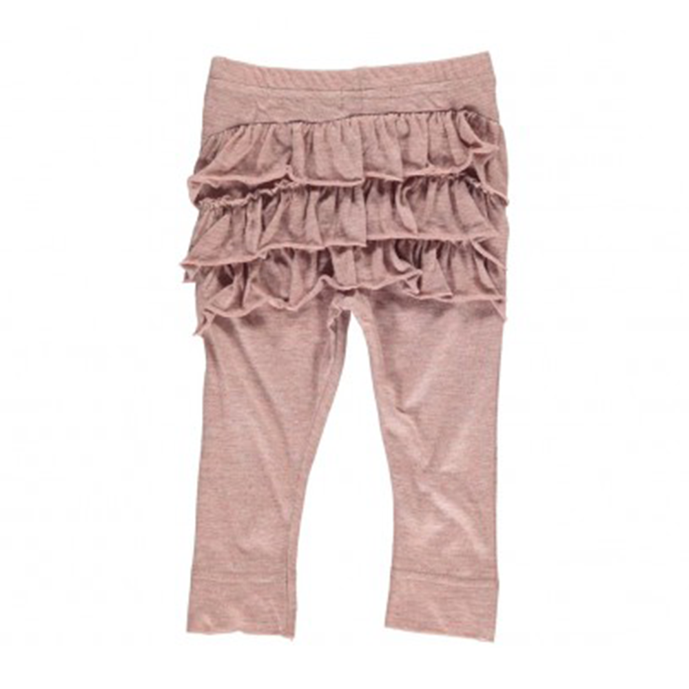 MarMar Copenhagen Lisa Frill Pants - Antique Rose