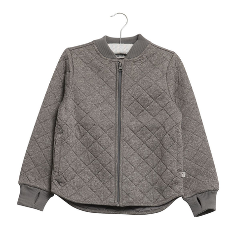Wheat Loui Thermo Jacket - Melange Grey