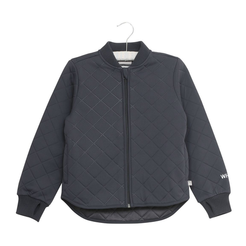 Wheat Loui Thermo Jacket - Dark Blue
