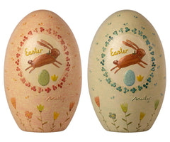Maileg Easter Egg Tin - Pink