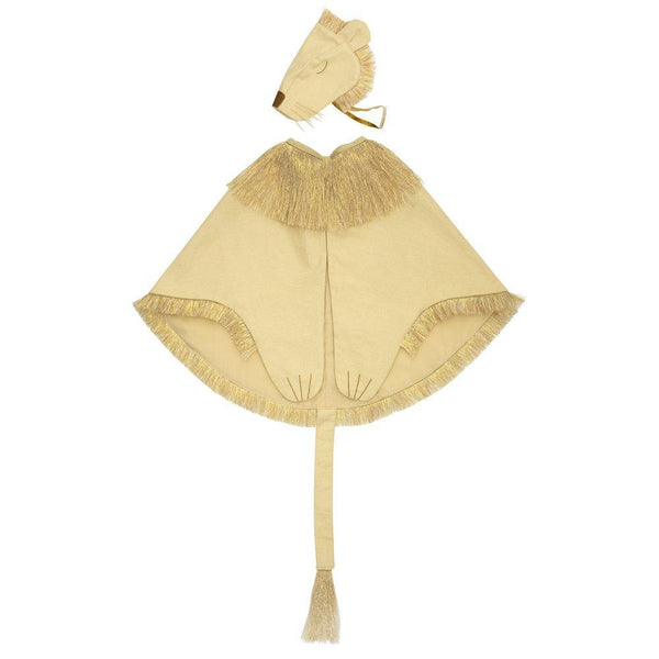 Meri Meri Lion Cape Dress Up - COMING SOON! SIGN UP TO BE NOTIFIED
