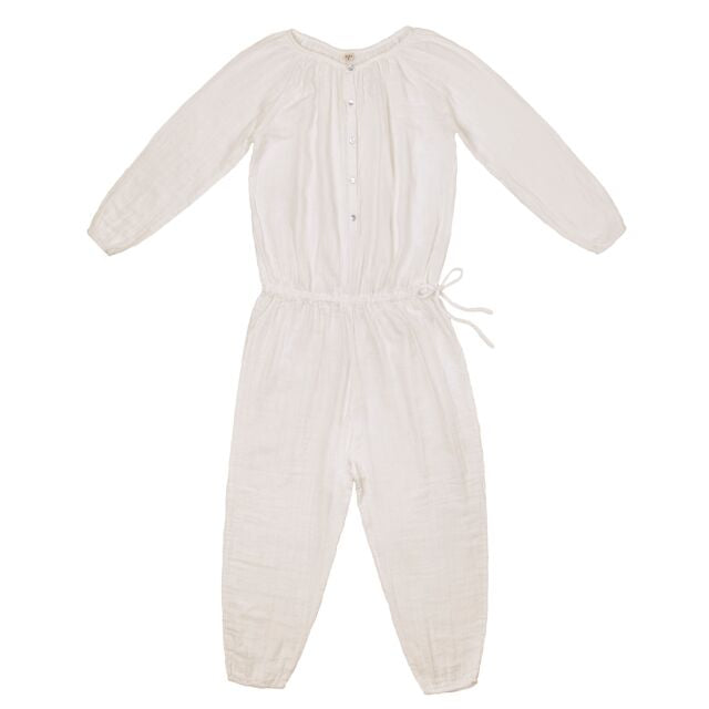 Numero 74 Womens Naia Jumpsuit - Natural