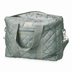 Cam Cam Copenhagen Nursery Bag - Misty Green 16 Litre