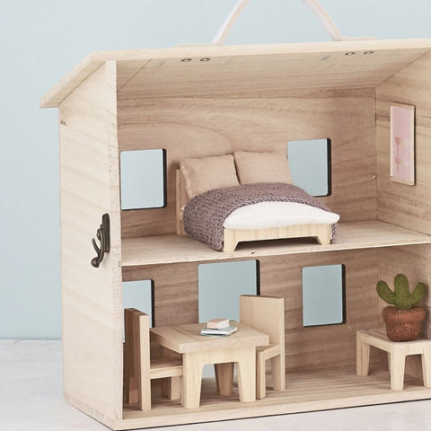 PRE-ORDER | Olli Ella Holdie Furniture Double Bed Set