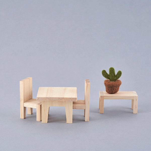 PRE ORDER | Olli Ella Holdie Furniture Dining Set